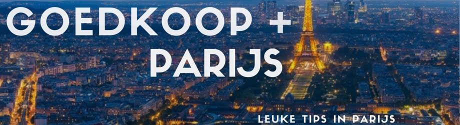 Goedkoop Parijs